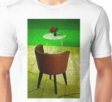 Chair and Plant Unisex T-Shirt