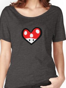 For the love of Mario Women's Relaxed Fit T-Shirt