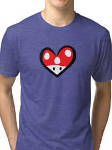 For the love of Mario Tri-blend T-Shirt