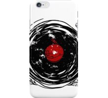 Enchanting Vinyl Records Vintage Twirls T Shirt iPhone Case/Skin