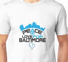 Baltimore Peace Unisex T-Shirt