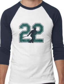 22 - Canó (vintage) Men's Baseball ¾ T-Shirt