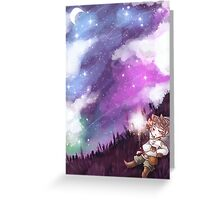 Bravely Default Greeting Card