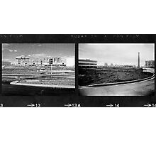 Double Industrial  Photographic Print