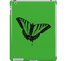 Butterfly Clear iPad Case/Skin