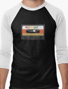 Rasta Reggae Music Men's Baseball ¾ T-Shirt