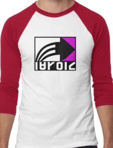 Inkling Brand Men's Baseball ¾ T-Shirt