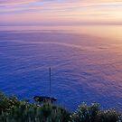 Corniglia Sunset by Harry Oldmeadow
