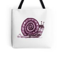 Music Snail Tote Bag