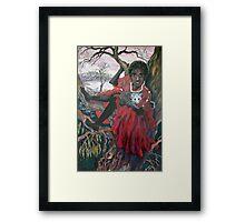Mathinna (Mary) Framed Print