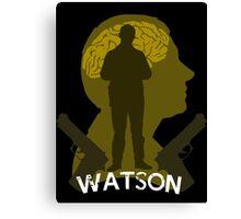 Watson Canvas Print