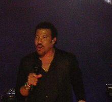 Lionel Richie by sharon wingard