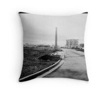 Triple Industrial Throw Pillow