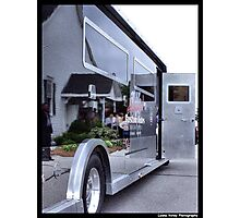Party Wagon Photographic Print