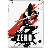 Zero iPad Case/Skin