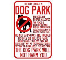WTNV Dog Park Photographic Print
