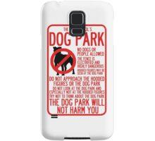 WTNV Dog Park Samsung Galaxy Case/Skin