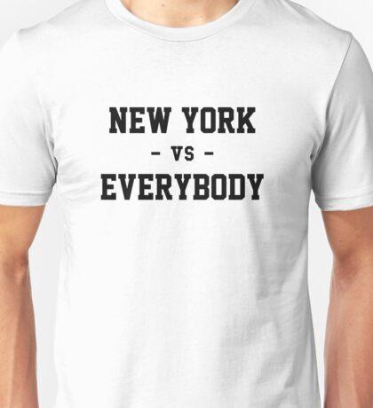 New York vs Everybody Unisex T-Shirt