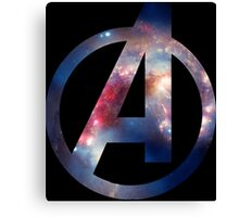 Avenger Space Canvas Print