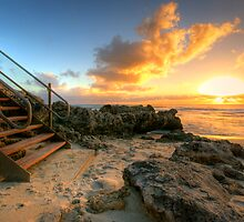 binnion beach by alistair mcbride