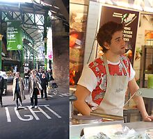Borough Market, London by snittel