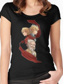 Radiant Historia Women's Fitted Scoop T-Shirt