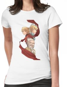 Radiant Historia Womens Fitted T-Shirt