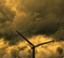 Wind Turbine by Lea Valley Photographic