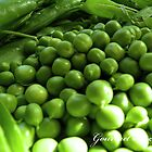 Fresh Green Peas by MsGourmet