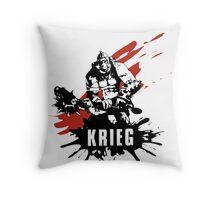Krieg Throw Pillow