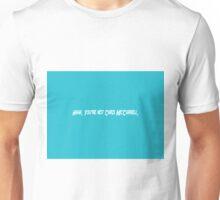 Chris McCarrell Skirt  Unisex T-Shirt