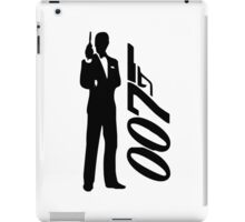 James bond - 007 iPad Case/Skin