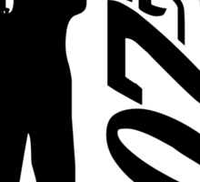 James bond - 007 Sticker