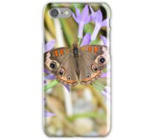 The Buckeye Butterfly iPhone Case/Skin