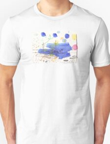 Two Kayaks on the Bay T-Shirt