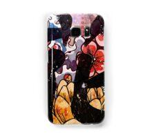 Flower Kanji Samsung Galaxy Case/Skin
