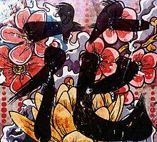Flower Kanji by Tr0y
