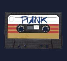 PUNK Music Cassette Tape Kids Clothes