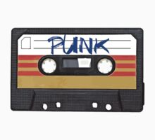PUNK Music Cassette Tape Kids Clothes
