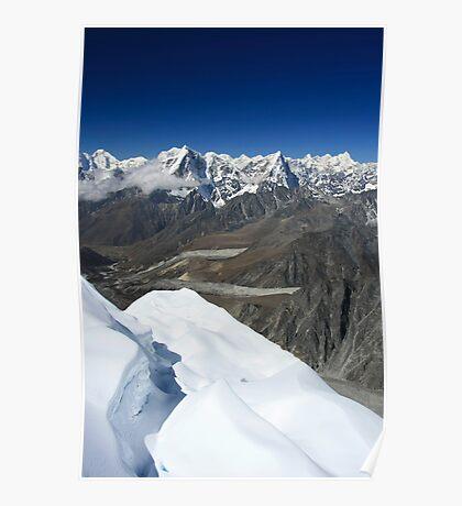 Mount Rushless Poster