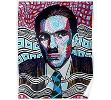 Ron Mael is awesome Poster