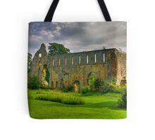 Jervaulx Abbey #1 Tote Bag