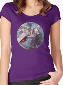 Pokemon - Steven Stone Women's Fitted Scoop T-Shirt