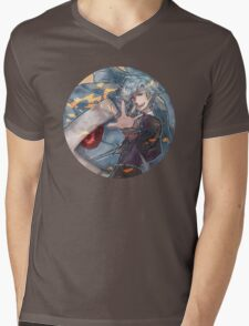 Pokemon - Steven Stone Mens V-Neck T-Shirt