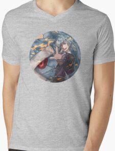 Pokemon - Steven Stone Mens V-Neck T-Shirt