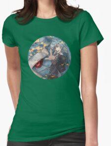 Pokemon - Steven Stone Womens Fitted T-Shirt