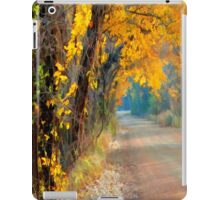 Fall-Tastic iPad Case/Skin