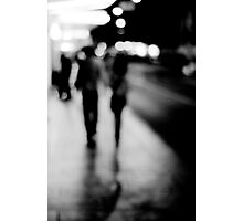The night whispers your name Photographic Print