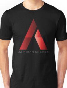 Avoyellez Music Apparel (Black) Unisex T-Shirt