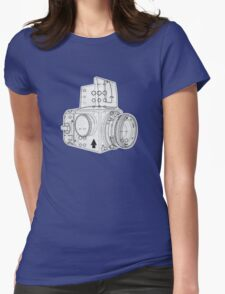 Hassel Format Womens Fitted T-Shirt